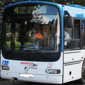 El Grupo Municipal de Ciudadanos Ávila solicita que se acelere el estudio para las mejoras de servicio en la línea urbana de autobús.
