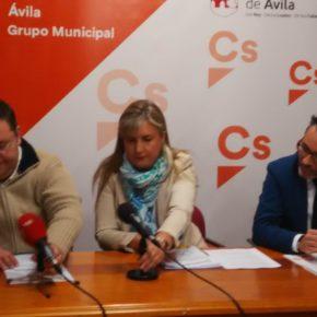 Una jornada de deporte inclusivo y una campaña preventiva del consumo de alcohol y drogas, propuestas de Ciudadanos para el pleno de abril