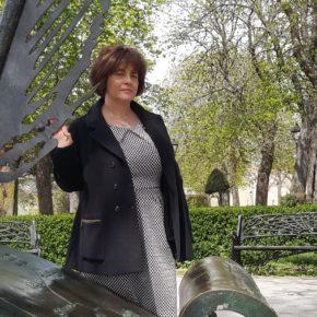 Ana Martín pide a las administraciones compromiso real para llevar a cabo el proyecto del Museo del Prado en Ávila
