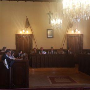 Respaldo del Pleno del Ayuntamiento de Ávila a la proposición de Cs en apoyo a las personas con dislexia
