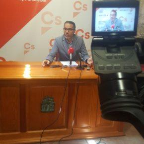 """José Carlos Álvarez defiende que Ciudadanos quiere """"cambiar el modelo productivo de Ávila"""""""
