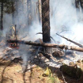 Ciudadanos pide a la Junta que instale más puntos de agua para sofocar incendios en el Valle del Tiétar