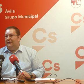 Ciudadanos muestra su sorpresa por la respuesta a la defensiva del PP ante una simple petición de información