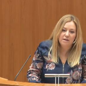 Belén Rosado insta a la Junta de Castilla y León a mejorar la evaluación educativa para prevenir el abandono escolar