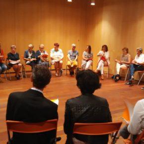 Ciudadanos celebra con las asociaciones abulenses los dos años de su entrada en el Ayuntamiento de Ávila
