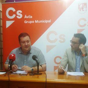 Ciudadanos propone invertir en nuevos proyectos para la ciudad el ahorro conseguido en las contrataciones municipales
