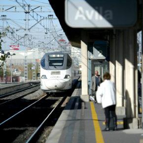 Ciudadanos pide en el Congreso de los Diputados la integración de Ávila en Cercanías de Madrid