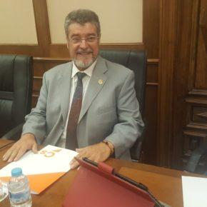 Alberto Becerril  pedirá acciones específicas para potenciar las IGP y DOP de Ávila en el Pleno de la Diputación Provincial