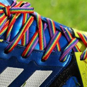 El Real Ávila lucirá cordones arcoíris como apoyo a la inclusión LGTBi en el deporte en el partido contra la Segoviana