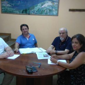 El Grupo Municipal de Ciudadanos se reúne con la FAMPA para abordar el inicio del curso escolar 2017/2018