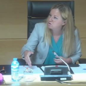Belén Rosado exige mayor publicidad para los planes de garantía juvenil
