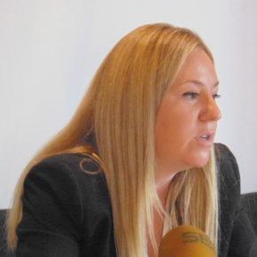 """Belén Rosado: """"Las 50 medidas del acuerdo de Presupuestos benefician de forma directa a los abulenses"""""""