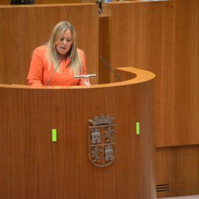 Belén Rosado pide a la Junta de Castilla y León una UVI Móvil para dar cobertura al Alto Tiétar