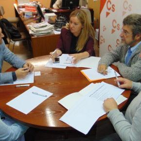 Ciudadanos pide mayor implicación y esfuerzo a las administraciones para el retorno de trabajadores del extranjero