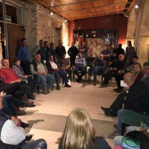 Ciudadanos llevará a las Cortes los problemas de saneamiento ganadero y fauna salvaje de la comarca de Barco