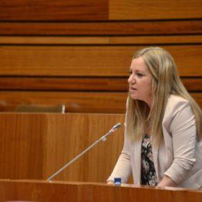 Belén Rosado pregunta por el nivel de acceso que tienen padres y alumnos para ver la nota media agregada de la EBAU