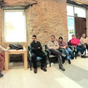 Ciudadanos aborda los problemas de ganadería y medio rural en un Encuentro Ciudadano en El Barco de Ávila