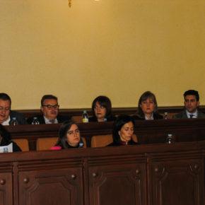 El Pleno del Ayuntamiento de Ávila aprueba la propuesta de Cs para la equiparación salarial de las Fuerzas y Cuerpos de Seguridad