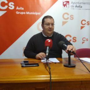 Serrano (Cs) pide la dimisión del Teniente Alcalde de Presidencia por la mala gestión del personal del Ayuntamiento