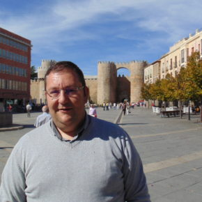 El Grupo Municipal de Cs en Ávila solicita la limpieza de crasuláceas, gramíneas invasoras y compuestas que han aparecido en la zona sur de la muralla