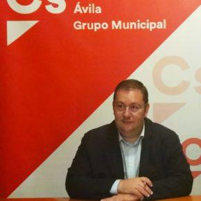 El GM Ciudadanos Ávila critica la desidia del Gobierno del PP hacia Protección Civil Ávila