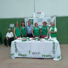 Ciudadanos (CS) | El diputado provincial de Ciudadanos en Ávila visita la 32ª Feria de Maquinaria y 18ª Feria Agroalimentaria de Muñana