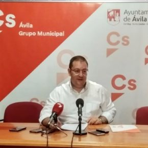 Cs denuncia la falta de soluciones a las inundaciones de Agustín Rodríguez Sahagún
