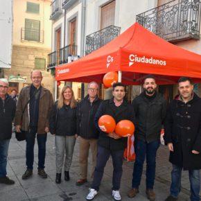 Belén Rosado visita El Barco de Ávila dentro de su Ruta Ciudadana por la provincia