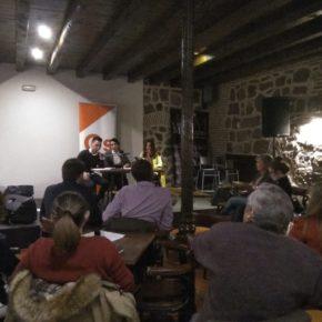 Jóvenes Ciudadanos en Ávila celebran un encuentro con AVIVIG