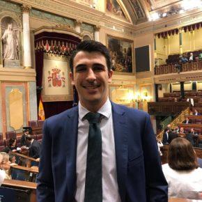 """Manuel Hernández (Cs): """"El Ministerio de Sanidad debe solucionar los problemas de interoperabilidad de la receta electrónica por su impacto en las farmacias rurales"""""""