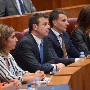 """David Martín: """"Es necesario y urgente incrementar los medios destinados a la extinción y la prevención de incendios forestales en Ávila"""""""