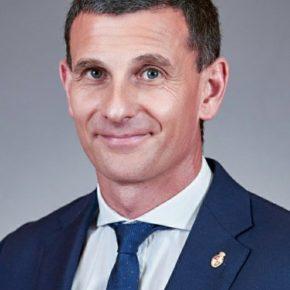 El abulense David Martín, nuevo viceconsejero de Empleo y Diálogo Social de la Junta de Castilla y León