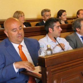 """Carlos López (Cs): """"No vamos a apoyar una subida del IBI del 20 por ciento"""""""