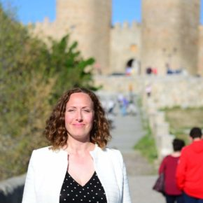 Inmaculada Gómez toma hoy posesión como procuradora de Ciudadanos por Ávila en las Cortes de Castilla y León