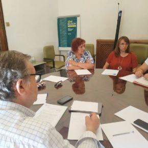 Ciudadanos Ávila apoya la reivindicación de los vecinos de La Aldehuela para mejorar el servicio de autobús en la comarca