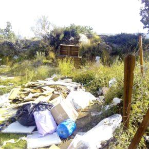 """Carlos López (Cs): """"Cs propone la creación de un Punto Limpio en Hoyocasero para evitar el uso de un vertedero ilegal"""""""
