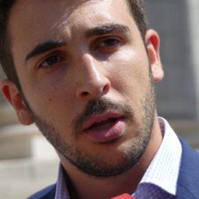 """Manuel Hernández (Cs): """"El gobierno de Sánchez cierra otra legislatura sin dar respuesta a las reivindicaciones sobre la AP-51 y la AP-6"""""""