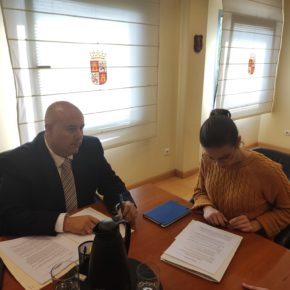 Ciudadanos insta al Delegado Territorial de la Junta en Ávila a resolver la problemática por la subvención de la piscina