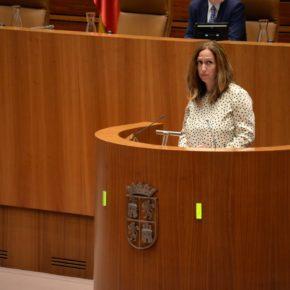 """Inmaculada Gómez (Cs): """"Ciudadanos trae hechos y avances en la consecución de la radioterapia en Ávila"""""""