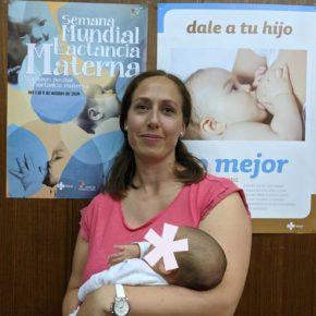 """Inmaculada Gómez: """"La lactancia materna es un trabajo en equipo que precisa del respaldo de las administraciones públicas"""""""