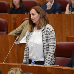 """Inmaculada Gómez: """"Hay que alzar la voz y trabajar para que las mujeres del medio rural puedan ser titulares de su explotación"""""""