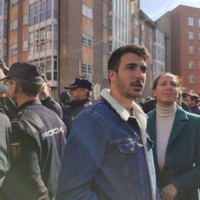 """Hernández: """"Nuestras Fuerzas y Cuerpos de Seguridad del Estado han mostrado su valía ante la barbarie y el vandalismo"""""""