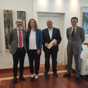 Ciudadanos propone la creación de una Semana de la Ópera en Ávila durante una reunión con el Consejero de Cultura y Turismo