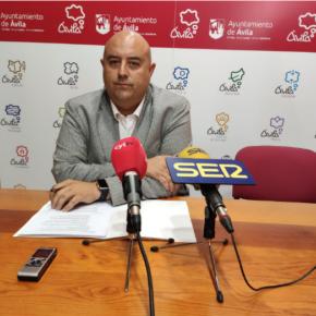 El GM Ciudadanos Ávila presenta una moción para el reconocimiento de las Fuerzas y Cuerpos de Seguridad del Estado