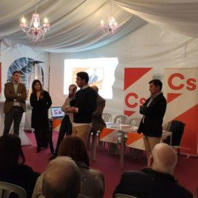 """Francisco Igea: """"La gente que no quiere cambio, que no nos vote, porque Ciudadanos ha venido a hacer lo que dijo que haría: cambiar las cosas"""""""