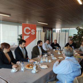 """Miguel Gutiérrez (Cs): """"Ha quedado demostrado que solo Ciudadanos está presentando iniciativas de verdad, con las reformas que hacen falta en este país"""""""