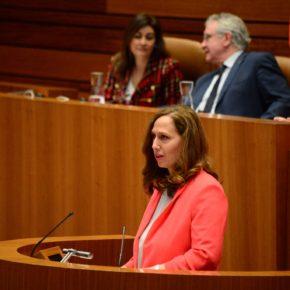 """Inmaculada Gómez: """"Gracias al consenso, Castilla y León comienza hoy su nueva estrategia de lucha contra el cambio climático"""""""