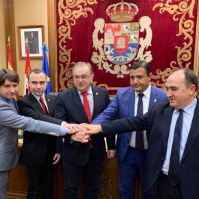 Pedro Cabrero destaca el consenso logrado en la aprobación de los Presupuestos Provinciales para 2020