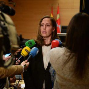 Inmaculada Gómez preside la Comisión de Investigación sobre los fondos Miner