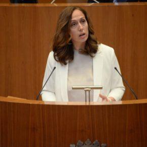 """Inmaculada Gómez: """"Cs pide de nuevo al Gobierno que materialice su compromiso con la construcción de la A.40 a su paso por Ávila"""""""